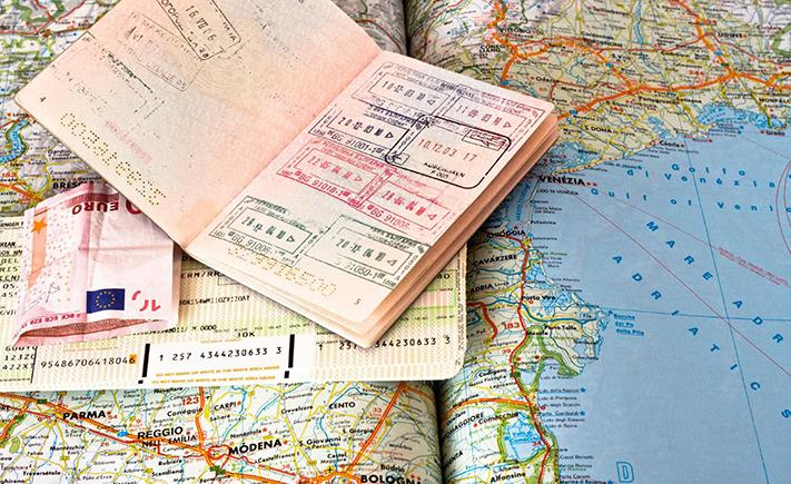 Советы по оформлению виз